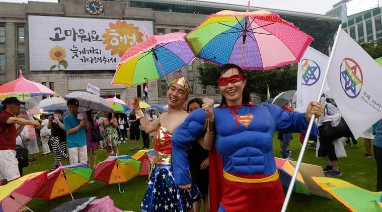 Seoul, Seoul pride, South korea, S korea pride, Seoul pride parade, lgbt, lgbt rights, south korea lgbt, south korea same sex marriage, latest news, latest world news