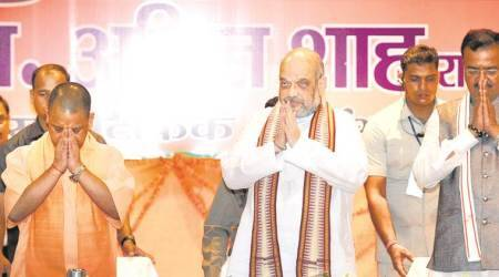 Party democracy, ideology important for progress, says AmitShah