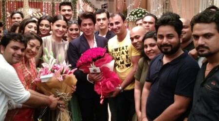 A dream come true moment: Mohsin Khan on shooting with idol Shah Rukh Khan for Yeh Rishta Kya Kehlata Hai