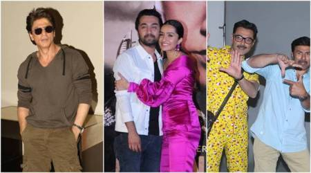 Shah Rukh Khan promotes Jab Harry Met Sejal, B-town stars return from IIFA 2017 and more