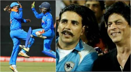 ICC Women's World Cup 2017: Shah Rukh Khan to Akshay Kumar, Bollywood is cheering India's women cricket team