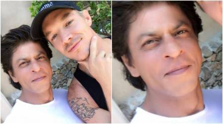 Shah Rukh Khan to feature in DJ Diplo's next single. Here's the proof