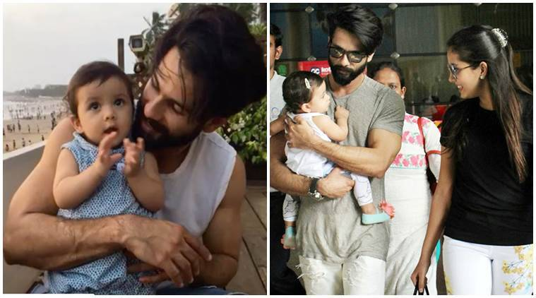 Shahid Kapoor, Misha Kapoor, Misha Kapoor first birthday plans, Shahid Kapoor daughter first birthday, Misha Kapoor first birthday