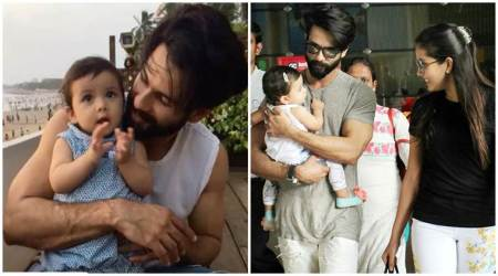Shahid Kapoor to take daughter Misha on a vacation for her first birthday. Here are all the deets