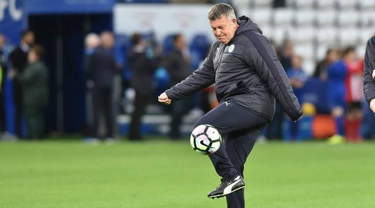 Leicester City, Craig Shakespeare, Premier League football, Shakespeare Leicester City, football news, sports news, indian express
