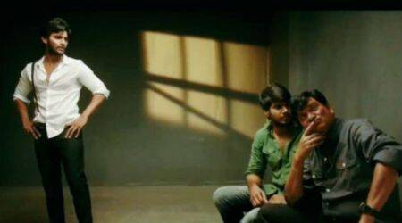 Shamantakamani movie review, sudheer babu image, Sundeep Kishan,
