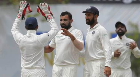 India vs Sri Lanka: India beat Sri Lanka by 304 runs in 1st Test