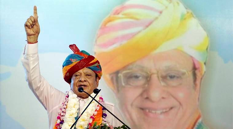 Shankersinh Vaghela alleges Congress conspiracy