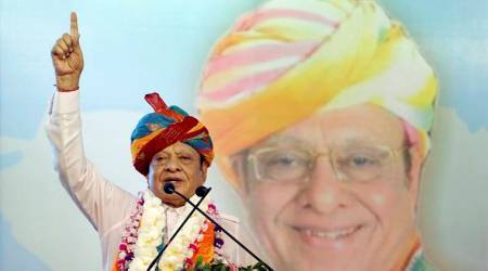 Shankersinh Vaghela, Congress, Ashok Gehlot, BJP, Vaghela quits Congress, India news, Indian Express