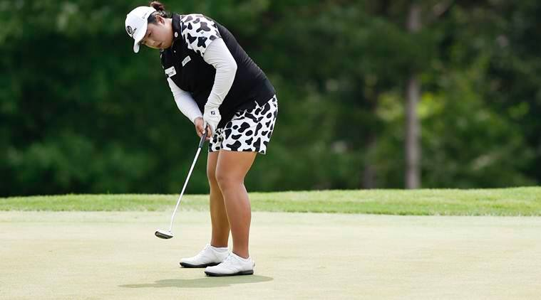 Shanshan Feng, South korea, United States, Donald Trump, LPGA Tour