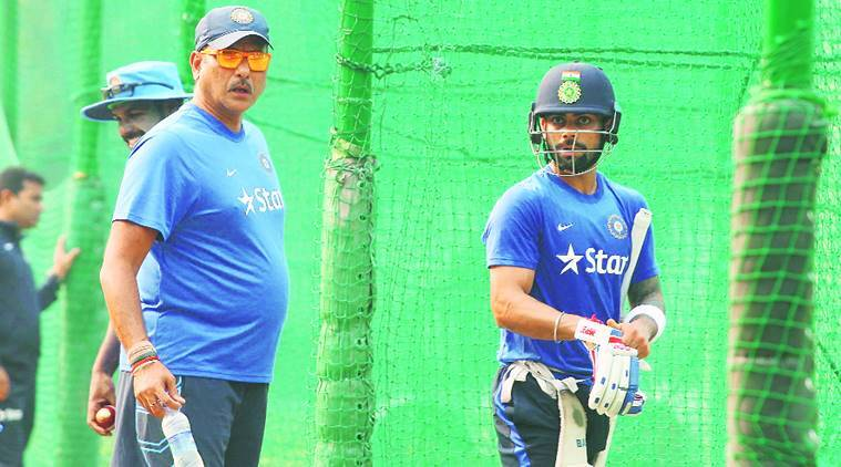 Ravi Shastri, Ravi Shastri on his new role, Ravi Shastri Indian cricket coach, Virat Kohli, Ravi Shastri on handling players, Ravi Shastri interview after being appointed as coach, sports news, cricket news, indian cricket news, indian express news