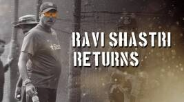 Five Things You Need To Know About India Coach Ravi Shastri