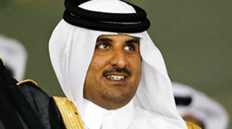 Tamim bin Hamad al-Thani, Arab countries in row with Qatar, Qatar crisis, world news, indian express news