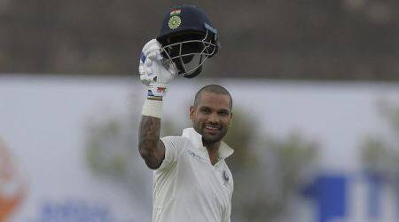 India vs Sri Lanka, Shikhar Dhawan, Indian Express