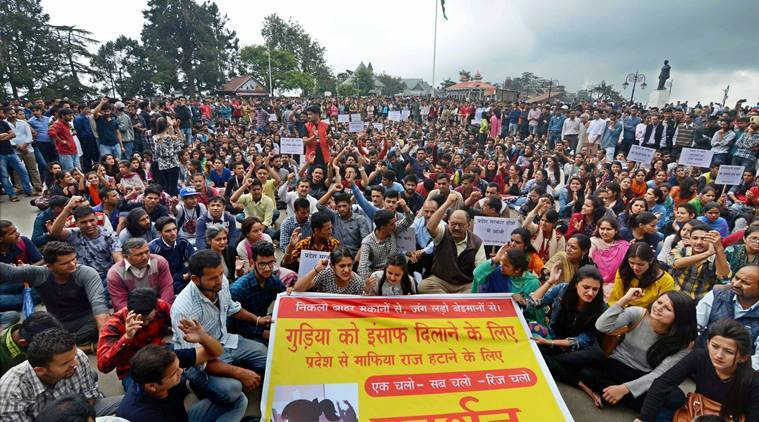 shimla rape, shimla school girl rape, shimla protests, shimla rape protests, CBI, Shimla government