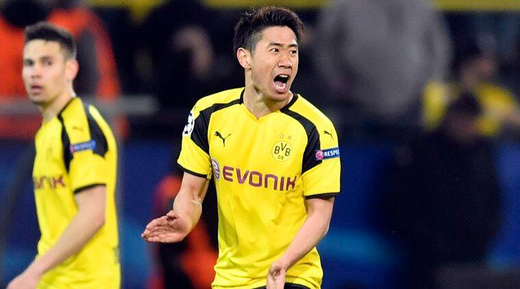 shnji kagawa, borussia dortmund, micheal zorc, manchester united, football news, sports news, indian express