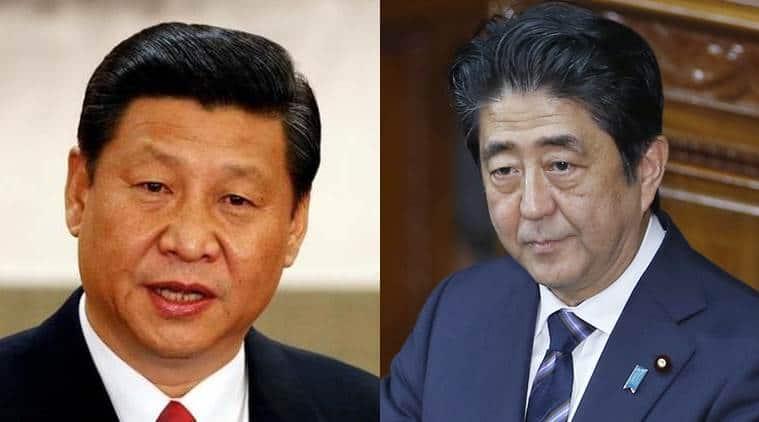 Shinzo Abe,  Xi Jinping, China-Japan relations, China-Japan news, China on Taiwan, China Taiwan news,  World news, Latest news, International news
