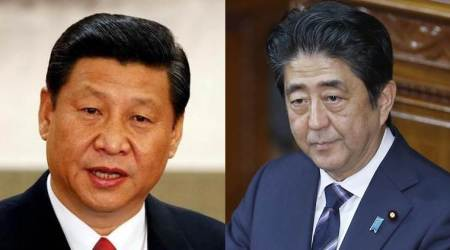 Chinese President Xi Jinping urges Japan to put aside 'distractions' inrelations