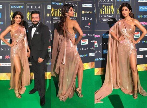 iifa 2017, iifa awards, iifa 2017 awards, shilpa shetty, iifa new york, iifa 2017 best dressed, iifa 2017 worst dressed, iifa award list, iifa bollywood, entertainment news, fashion news, indian express