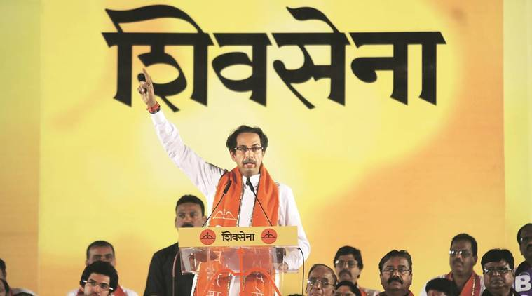 Shiv Sena, Ayodhya Shiv Sena, Shiv sena on Ayodhya, Shiv Sena on Ram temple, Ram temple Shiv Sena, Saamana, Saamana editorial, India news, Indian express, latest news