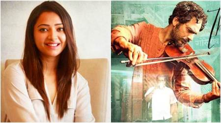 Shweta Basu Prasad's digital playlist: The Violin Player holds a mirror up to art and artists in Indiatoday