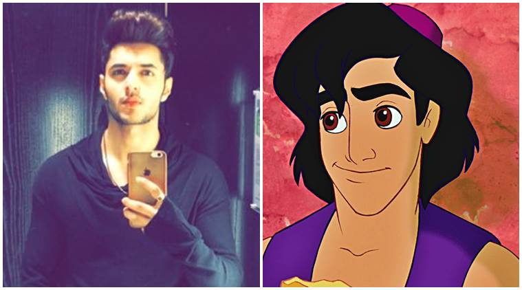 Siddharth Gupta, Siddharth Gupta aladdin, Aladdin, Guy Richie, Guy Richie aladdin, Aladdin Disney movie