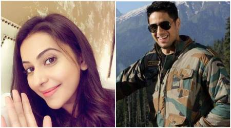 Rakul Preet wraps up shoots for Sidharth Malhotra starrer Aiyaary in London, see photo