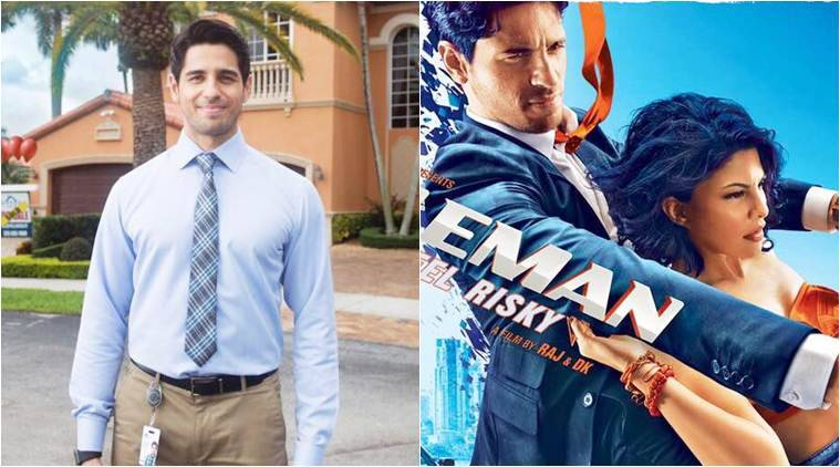 Sidharth Malhotra: A Gentleman is not a typical double role movie ...