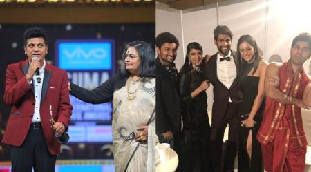 SIIMA 2017 Day 1: Shivarajkumar, Jr NTR, Rakul Preet win big. Here are all the winners. See photos,videos