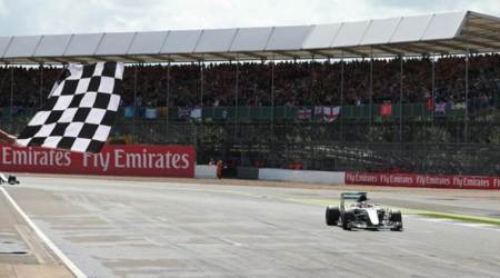 F1 considered Silverstone switch for 1,000thrace