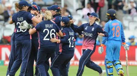 India vs England Live Cricket Score, ICC Women's World Cup 2017 Final: India lose Mithali Raj in chase against England