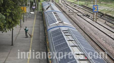 Solar DEMU trains start rolling: This is how much Indian Railways will save