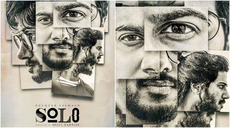 Dulquer Salmaan, Dulquer salmaan solo, solo movie, solo posters,