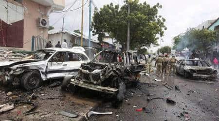 Somalia blast: At least 5 dead, 10 wounded inMogadishu