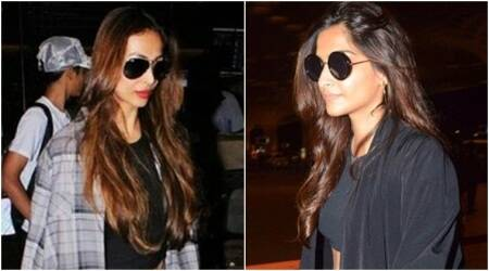 Sonam Kapoor or Malaika Arora: Who aced the airport style?