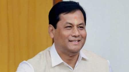 Sarbananda Sonowal, Assam chief minister Sarbananda Sonowal, court marshall, court marshall verdict, Assam army, Indian express news, Assam news,