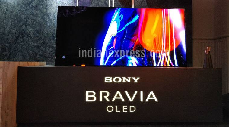 sony oled 65 inch tv. sony bravia oled a1, a1 price in india, oled 65 inch tv