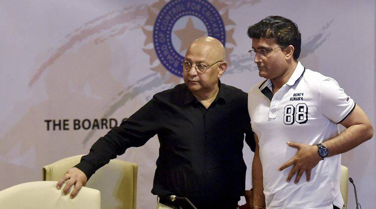 Sourav Ganguly, BCCI, Indian Express