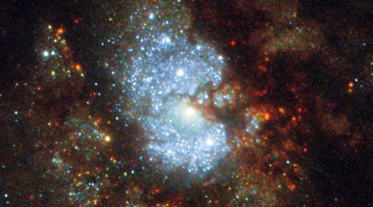 new galaxy, new galaxy research, galaxy brighter than milky way, new galaxy discovered, brighter galaxy discovered, new research, science, science news