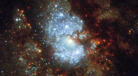 New galaxy discovered, and this is 1000 times brighter than the Milky Way