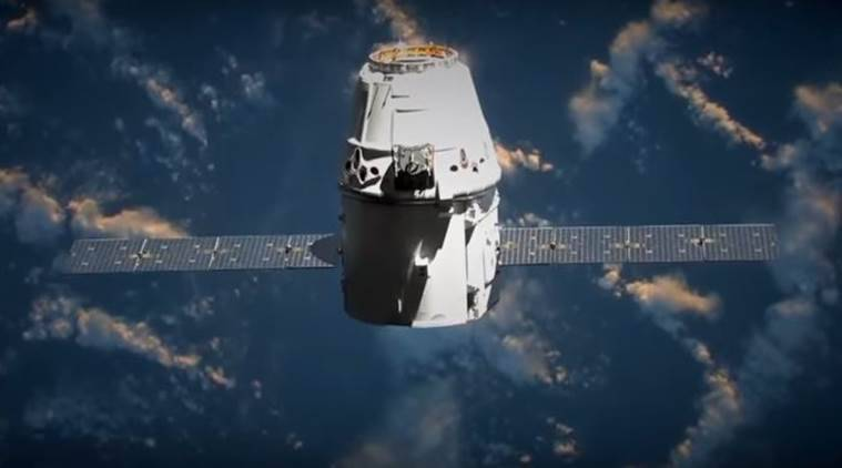SpaceX, SpaceX Dragon, SpaceX's Dragon cargo spacecraft, International Space Station, ISS, SpaceX Chinese experiment, SpaceX news