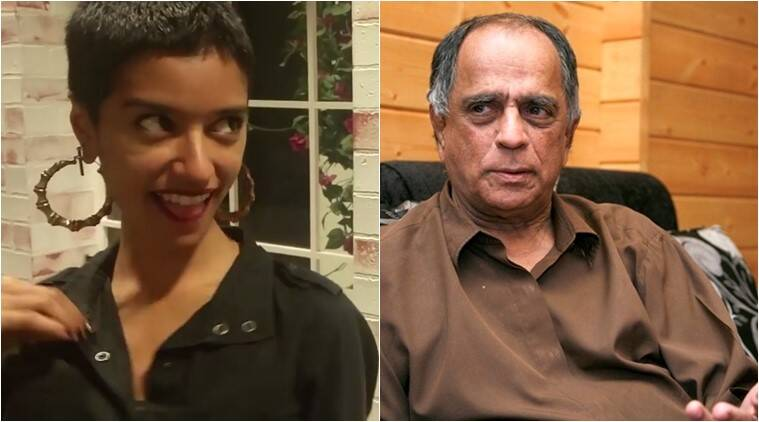 pahlaj nihlani, sofia ashraf pahlaj nihlani, pahlaj nihlani censor, pahlaj nihlani ban on intercourse, sofia ashraf, sofia ashraf latest video, pahlaj nihlani ban on intercourse reactions Social media, sofia ashraf pahlaj nihlani, indian express, indian express news