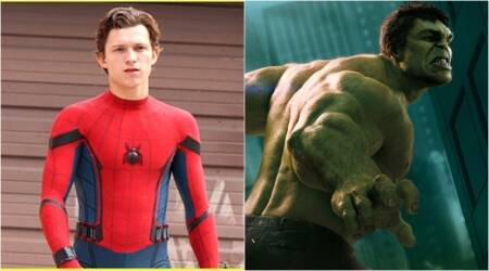 Spider-man: Homecoming actor wants to fight the incredible Hulk