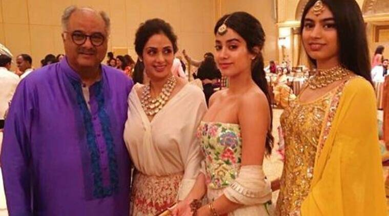 Children S Day Sridevi S Daughters Jhanvi And Khushi Have Inherited Mom S Style Genes