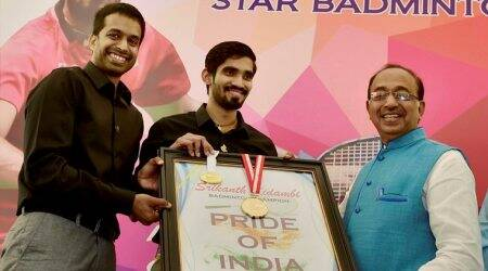 We have a chance of winning a medal at World Championship, says Kidambi Srikanth