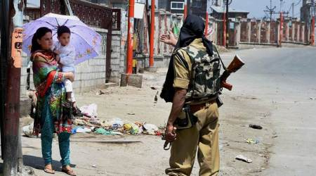 Normalcy in Srinagar, restrictions lifted