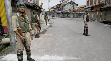 Separatist groups call for strike, restrictions imposed in parts of Srinagar by police