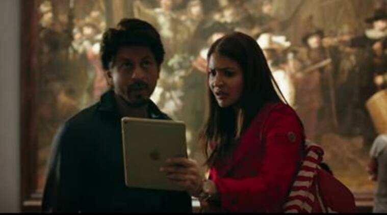Jab Harry Met Sejal, Jab Harry Met Sejal Mini Trail 5, shah rukh khan, anushka sharma, shah rukh khan film