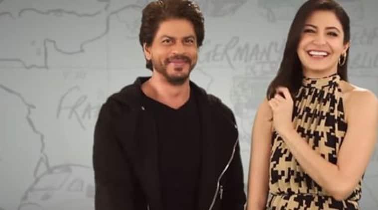 Shah Rukh Khan, Jab Harry Met Sejal, Jab Harry Met Sejal movie, anushka sharma