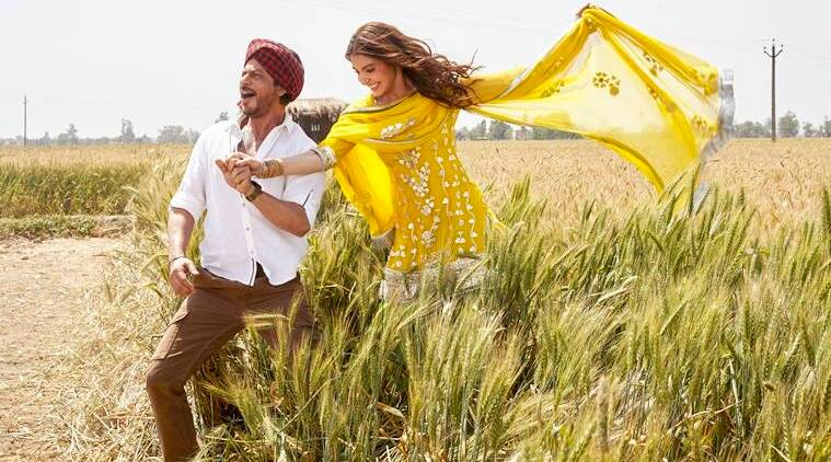 jab harry met sejal, shah rukh khan, anushka sharma ,butterfly, jab harry met sejal movie